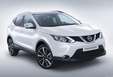 Wypożycz Nissan Qashqai Wrocław