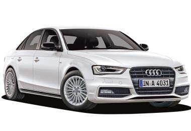 Wynajem Audi A4 - Wypożyczalnia samochodów Autobros Wrocław
