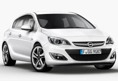 Opel Astra wynajem Wrocław